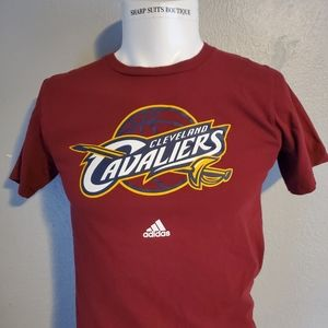 Cleveland Basketball Shirt Small Excellent Conditi